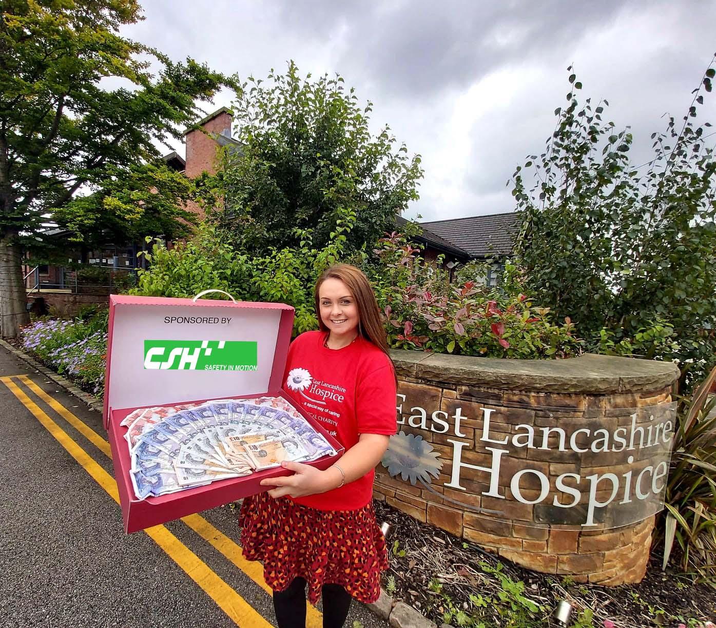 East Lancashire Hospice Autumn Raffle