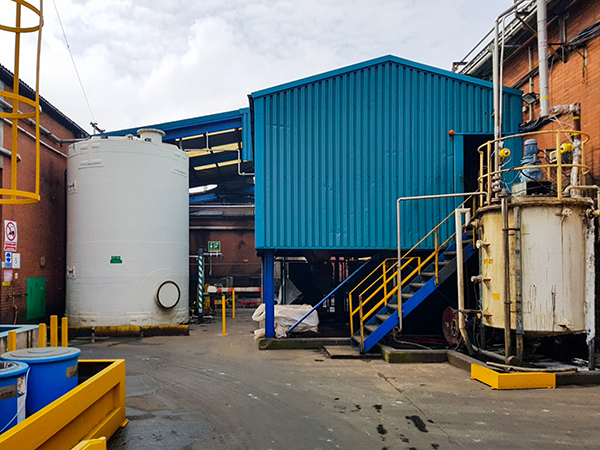 Future proofing for Chemicals Manufacturers by STEM Construction