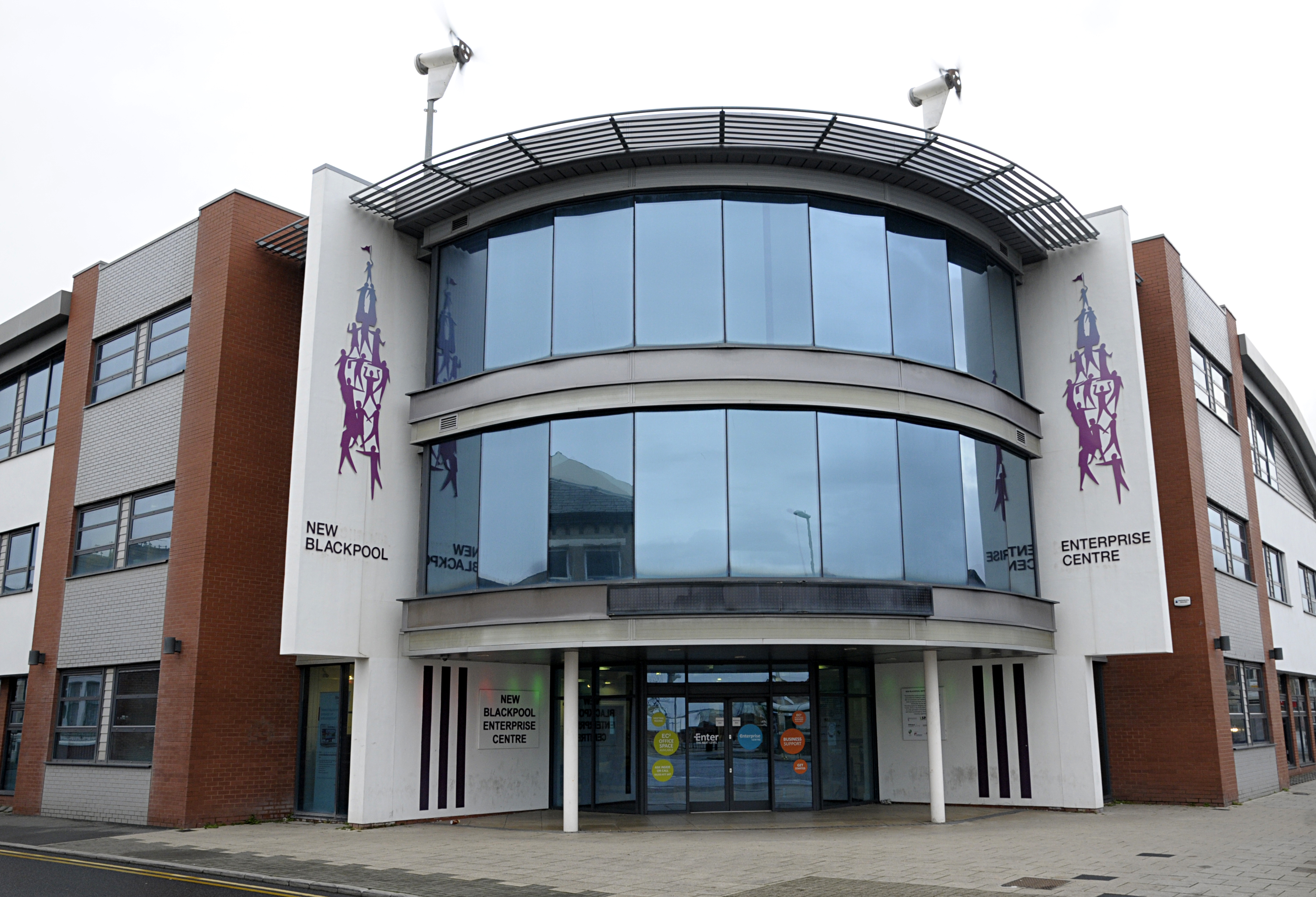 Office space to rent at Blackpool Enterprise Centre