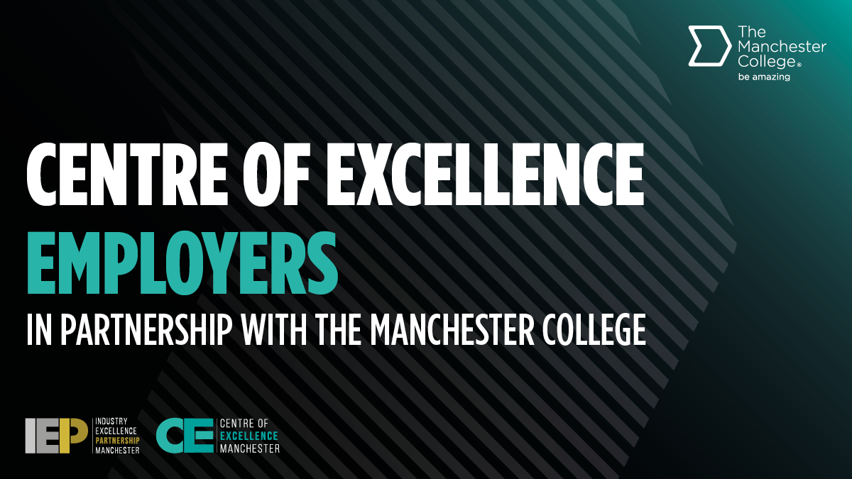 Delivering Industry Talks To Manchester College