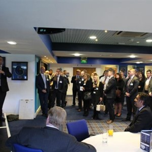 Business Networking at Blackburn Rovers