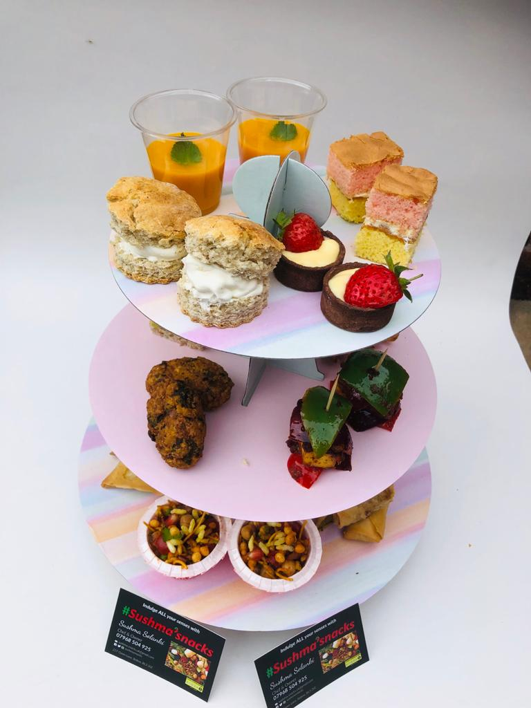 #Sushmasnacks Fathers day afternoon tea treat your dads