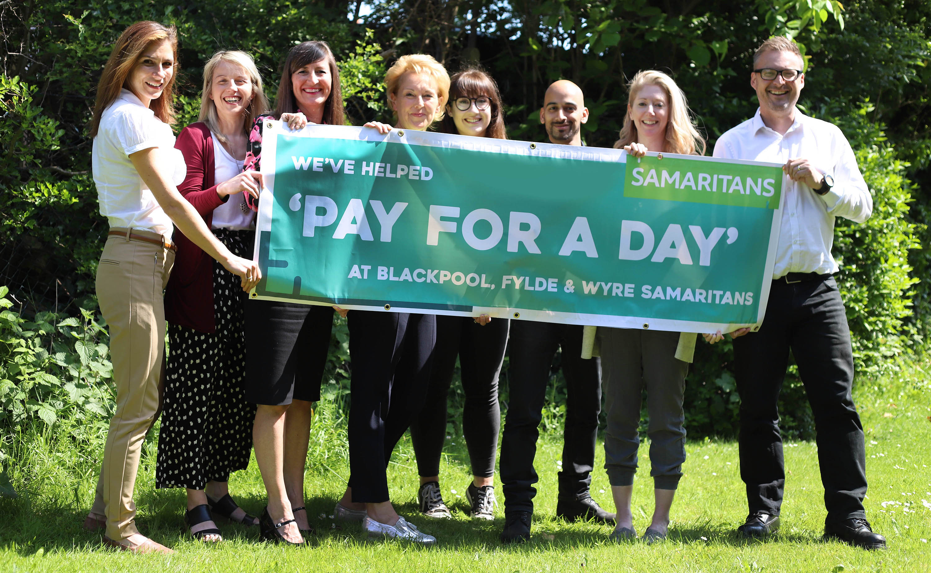 Happy Creative and Octego support 'Pay for a Day' appeal