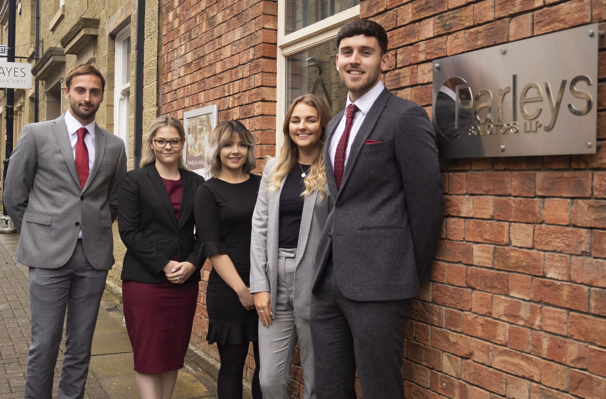 Record Intake of Trainee Solicitors at Farleys