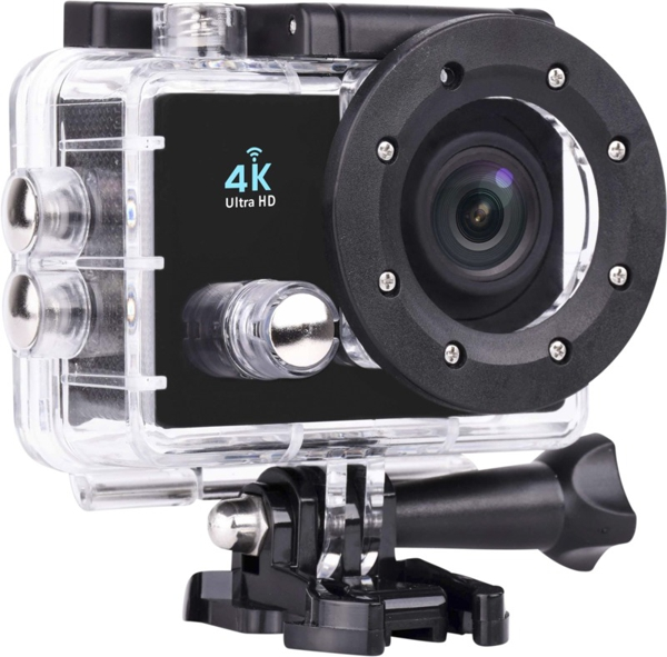 Prixton Action Camera 4K & Accessories COMPETITION