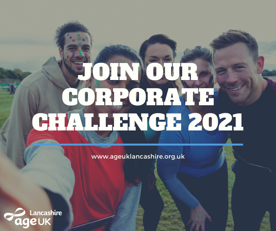 Corporate Challenge - Sign up today!