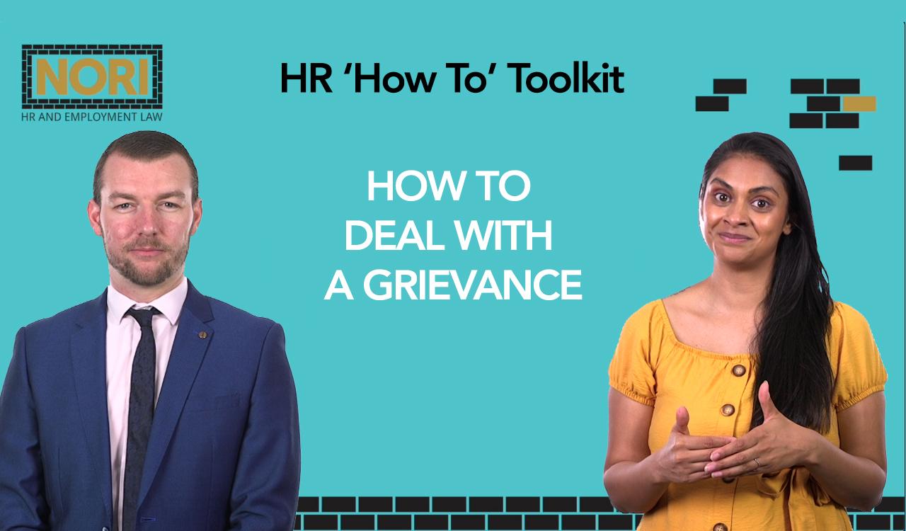 Employee Grievance