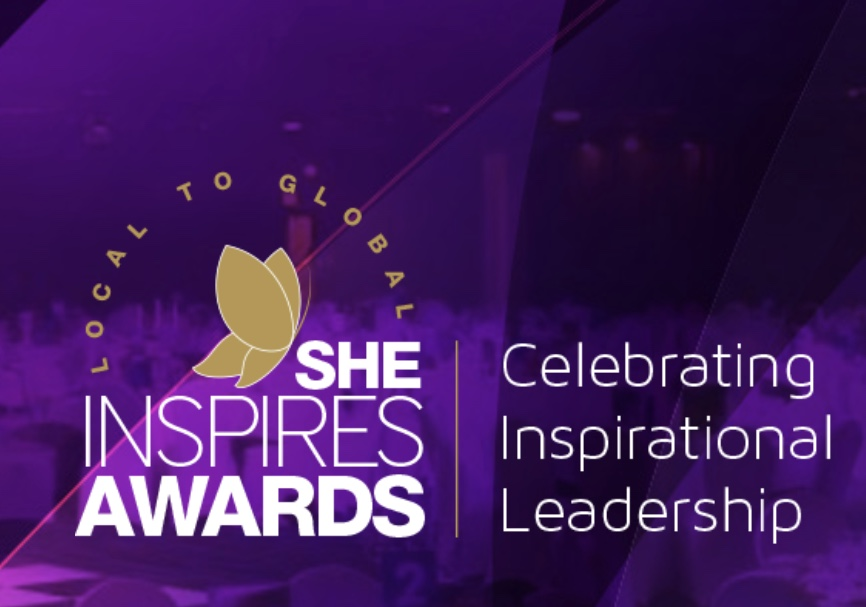 Nominations are now Open!  SheInspires Awards 2021 #LocalandGlobal