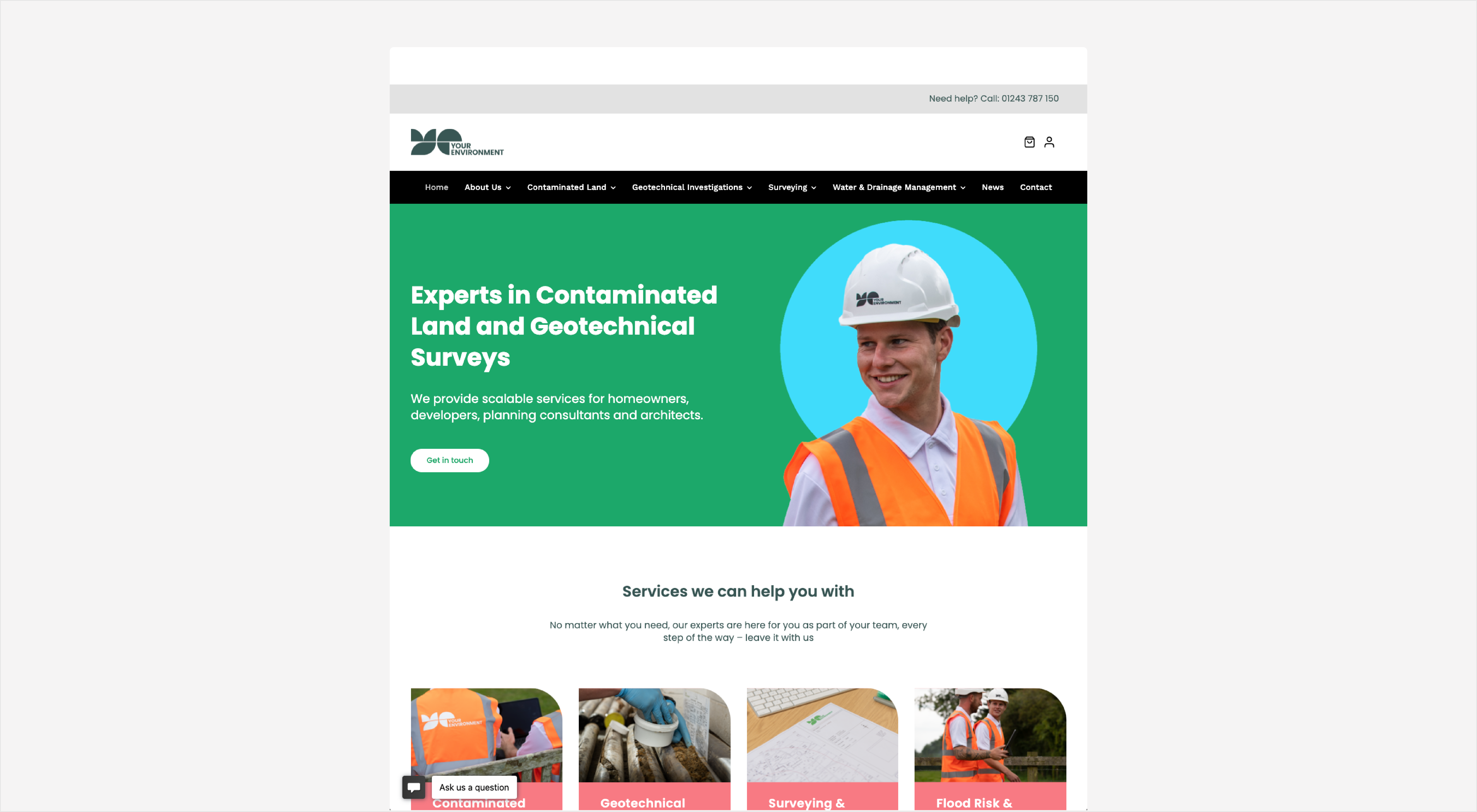StudioLWD launches complete brand refresh for Your Environment
