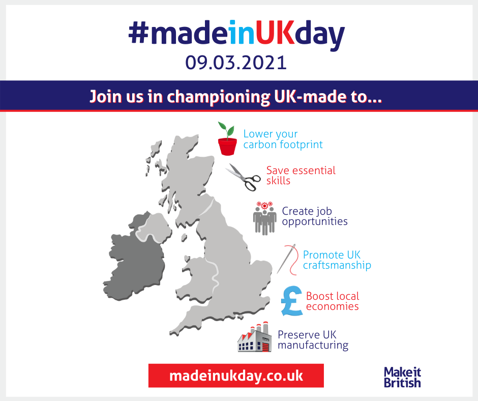 BusinessGiftUK Supports Made in UK Day