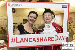Overwhelming support for Lancashare Day celebrations!