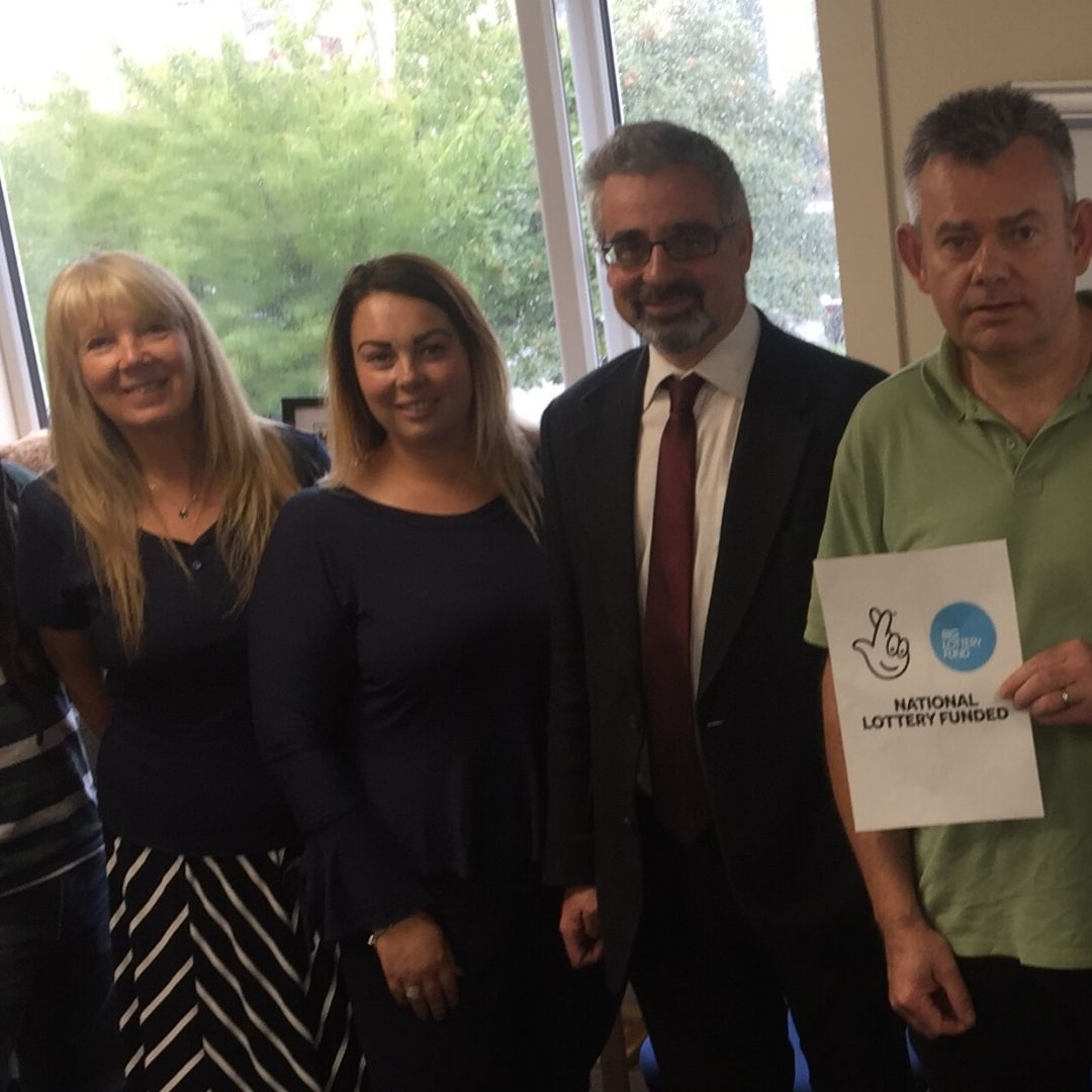 Preston Charity receives over £450k National Lottery Funding to support vulnerable people